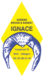 IGNACE - KOEKEN BROOD & BANKET